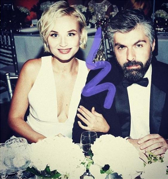 "Полина Гагарина и Дмитрий Исхаков. Фото Скриншот Instagram: @isxakov, ""Metro"""