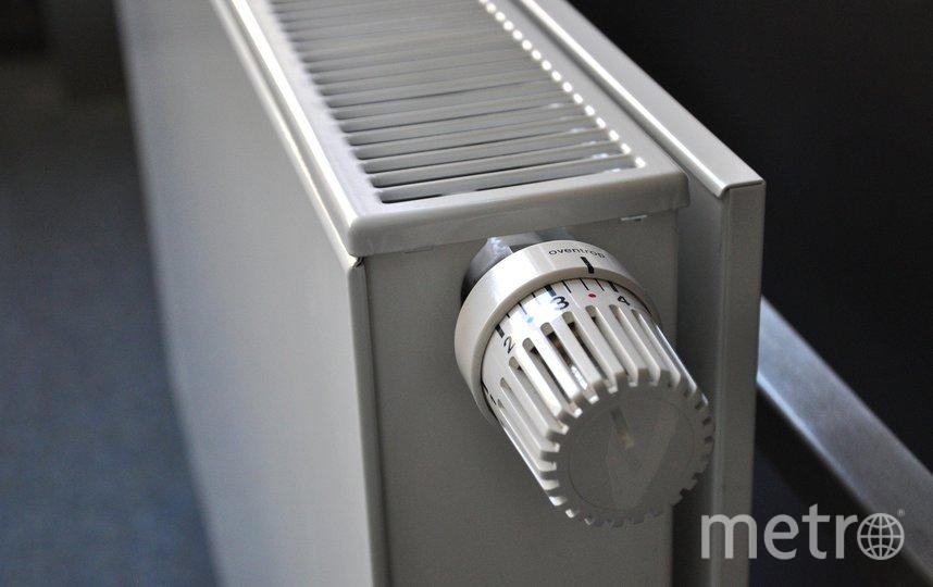 """Отопление в Москве дадут позже. Фото агентство """"Москва"""""""