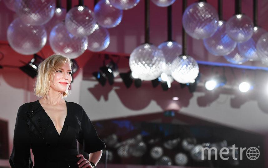 Кейт Бланшетт. Фото AFP