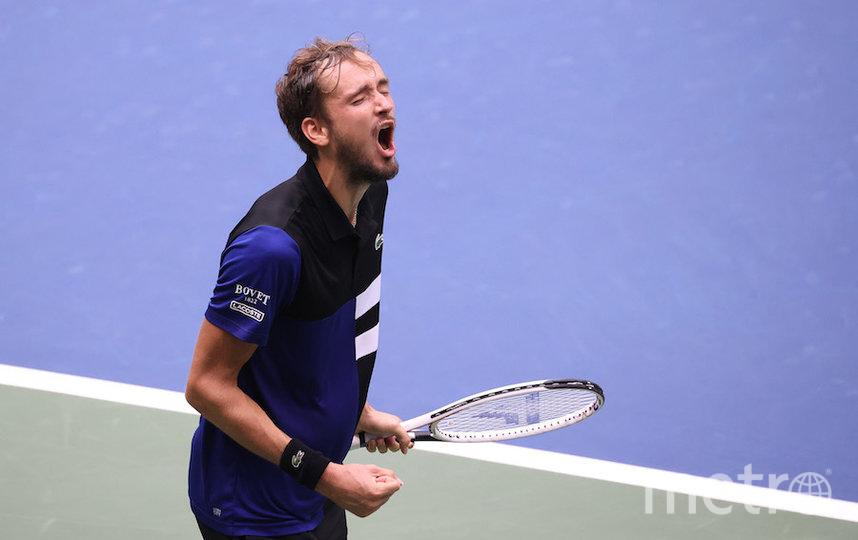 Даниил Медведев (на фото) описал Тима как агрессивного игрока, который атакует, не задавая вопросов. Фото Getty