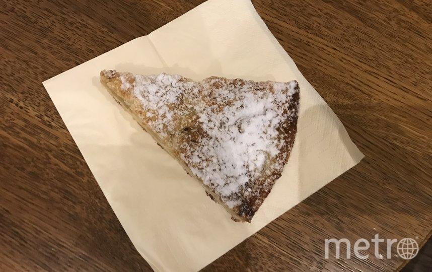 """Пирог с яблоком. Фото Индира Шестакова, """"Metro"""""""