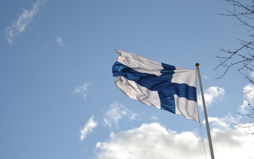 Граница Финляндии была закрыта с 13 марта по 13 мая. Фото Pixabay.