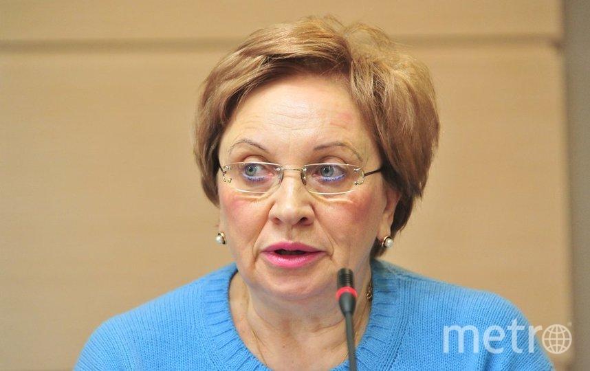 """Ольга Егорова. Фото АГН """"Москва"""""""