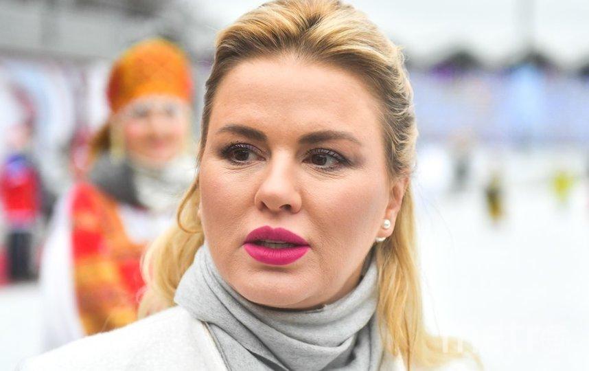 """Анна Семенович. Фото АГН """"Москва""""/Сергей Киселёв"""