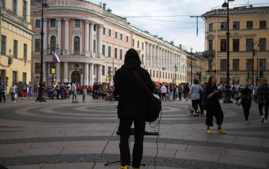 С начала сентября участились случаи задержания уличных музыкантов. Фото instagram.com/solodov_danil/.