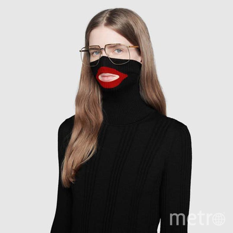Скандальный свитер. Gucci так критиковали за отрицание ценностей толерантности и разнообразия, что они пообещали создать отдельное подразделение, которое бы ими занималось. Фото Gucci