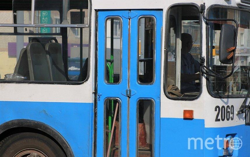 По данным СМИ, троллейбус следовал по 41-му маршруту. Фото pixabay.com, архивное