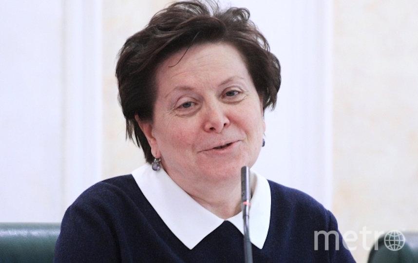 Наталья Комарова, архивное фото. Фото РИА Новости