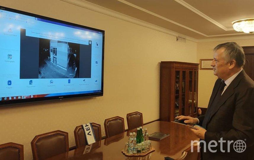 """В Ленобласти Дрозденко набрал Дрозденко 84,36%. Фото архив, """"Metro"""""""