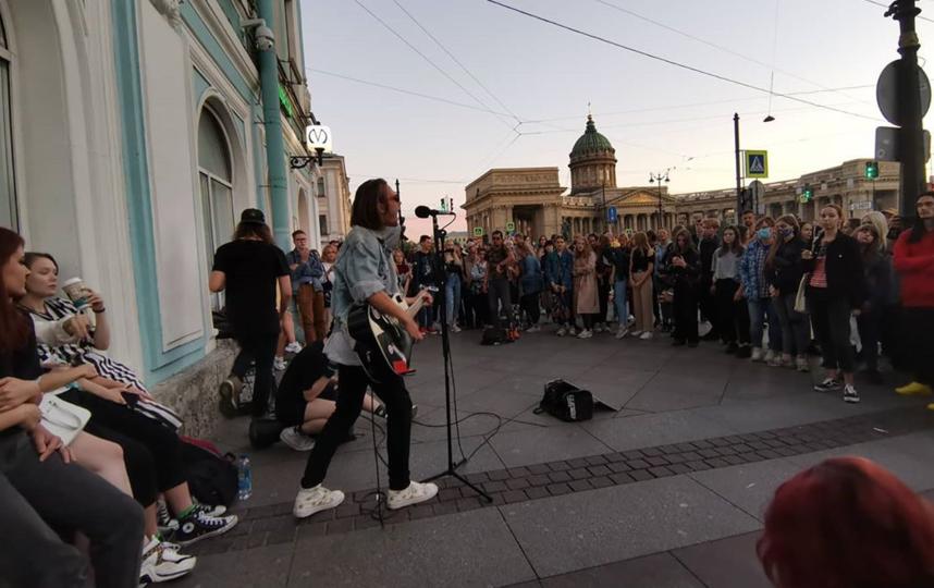 Музыкантов просят согласовывать выступления с властями. Фото instagram.com/__sovushka______/.