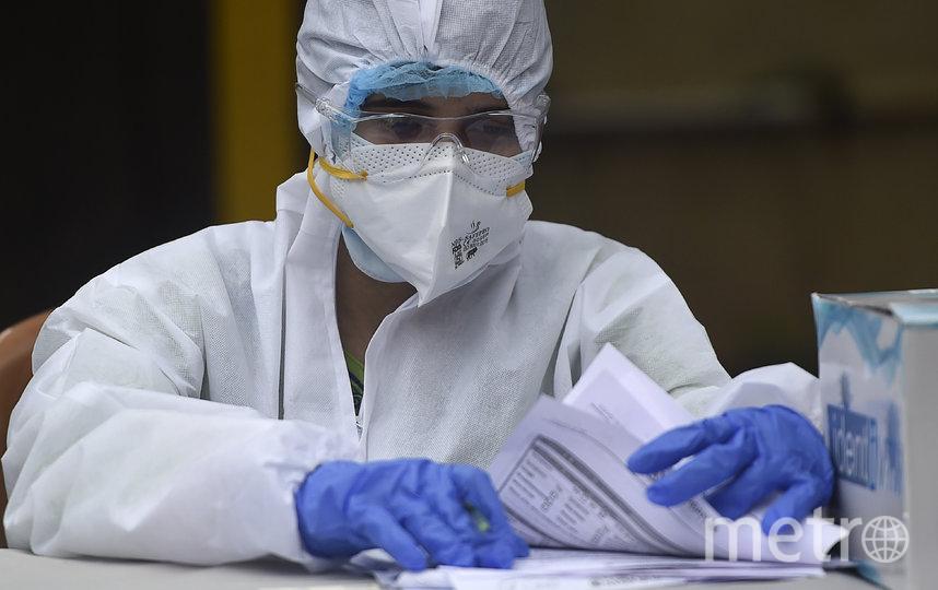 Индия находится на втором месте по количеству заболевших коронавирусом. Фото AFP