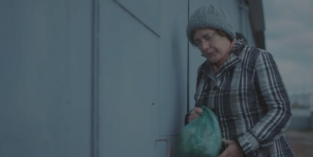 """Кадр из фильма """"Открой, это мама""""."""