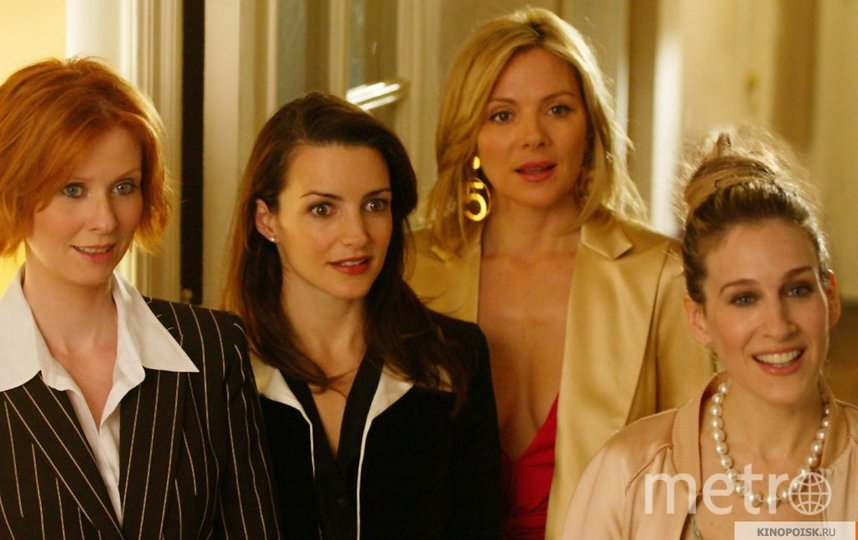 """Кадр из сериала """"Секс в большом городе"""". Фото HBO, kinopoisk.ru"""