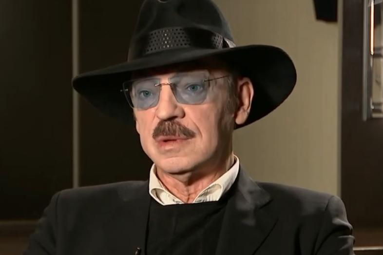 Михаил Боярский. Фото Скриншот Youtube.