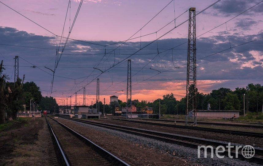 """За сутки на ж/д путях скончались две девушки. Фото pixabay.com, """"Metro"""""""