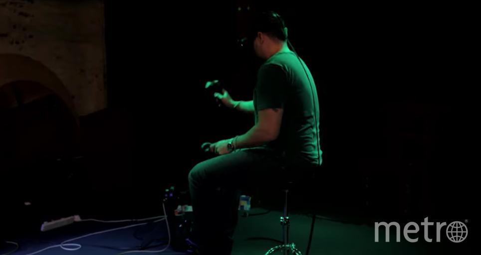 Music Room VR. Фото предоставлено