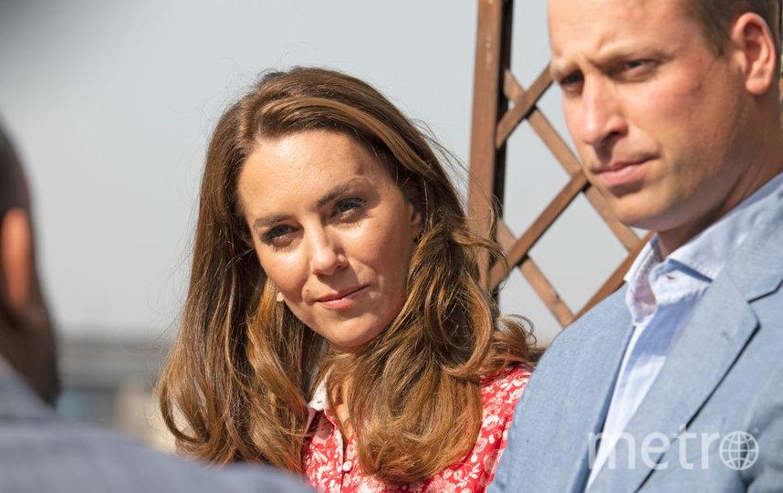 Кейт и Уильям посетили пекарню в Лондоне. Фото Getty
