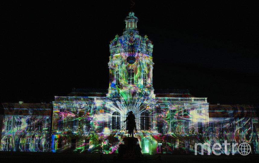 Дворец Шарлоттенбург. Фото AFP