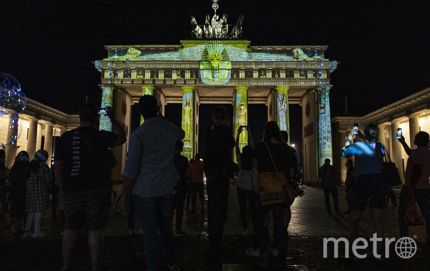 Бранденбургские ворота. Фото AFP