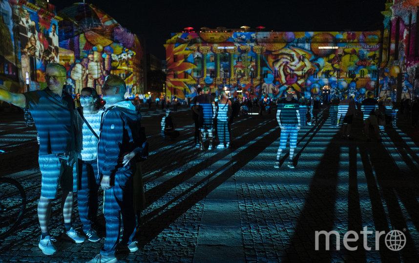 Площадь Бебельплац. Фото AFP