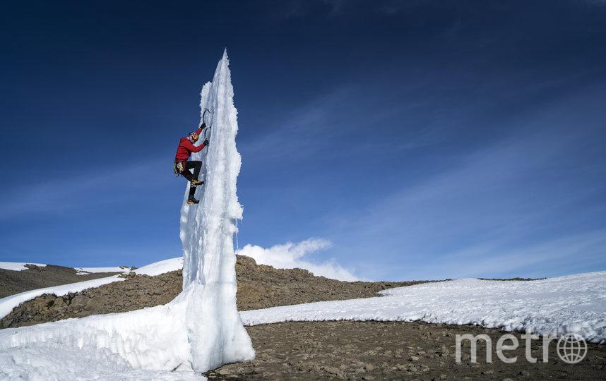 По словам Уилла, если бы не ледолазание, он бы нашёл другие экстремальные приключения, от которых захватывает дух. Фото redbullcontenpool.com