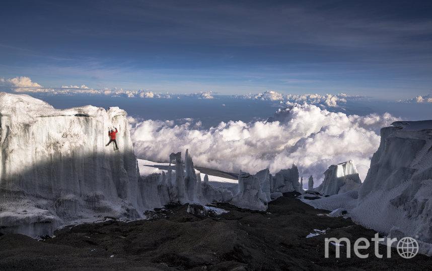 Горы дают ощущение свободы. Фото redbullcontenpool.com