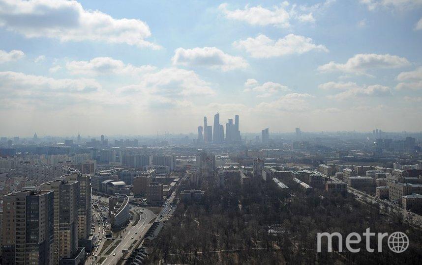 """Комплексный проект современного развития территории площадью в две тысячи гектаров. Фото АГН """"Москва"""""""
