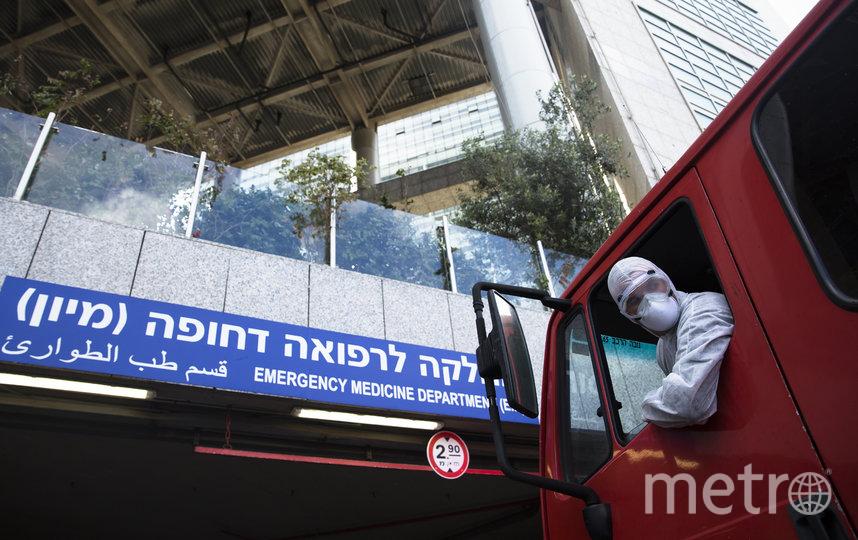 В Израиле готовят больницы к наплыву новых пациентов с коронавирусом. Фото Getty
