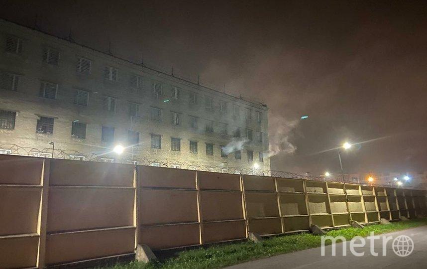 Пожар удалось быстро потушить. Фото Объединённая пресс-служба судов Санкт-Петербурга