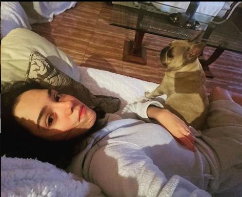 Евгения Медведева вернулась к Этери Тутберидзе. Фото скриншот: instagram.com/jmedvedevaj/