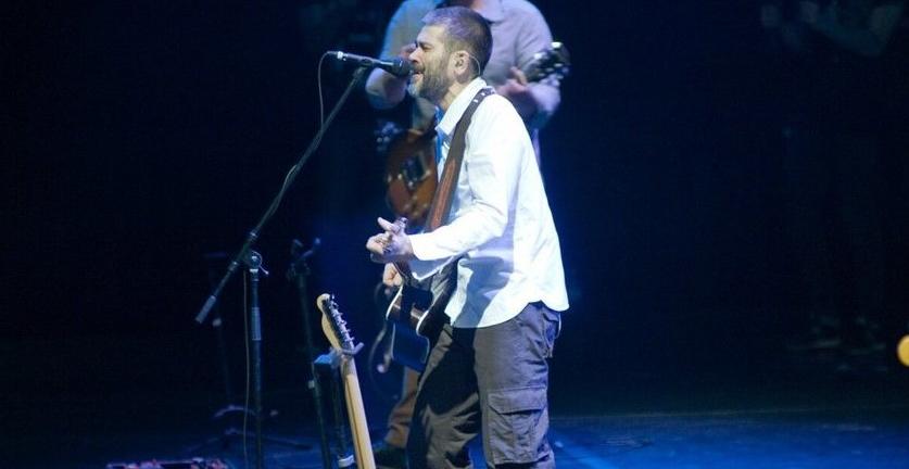 """Сплин"", архивное фото с концерта. Фото Metro."