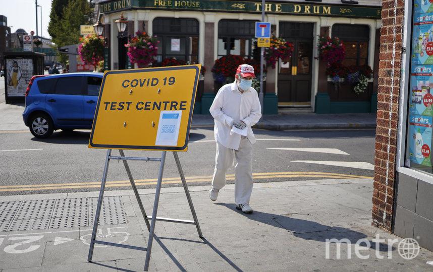 На прошлой неделе в Европе было выявлено 300 000 новых заболевших коронавирусом. Фото AFP