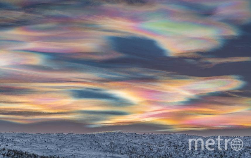 """""""Картина в небе"""". Фото Томас Каст"""