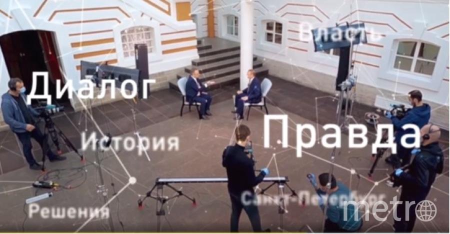 Глава Санкт-Петербурга даст ответы на многие вопросы.