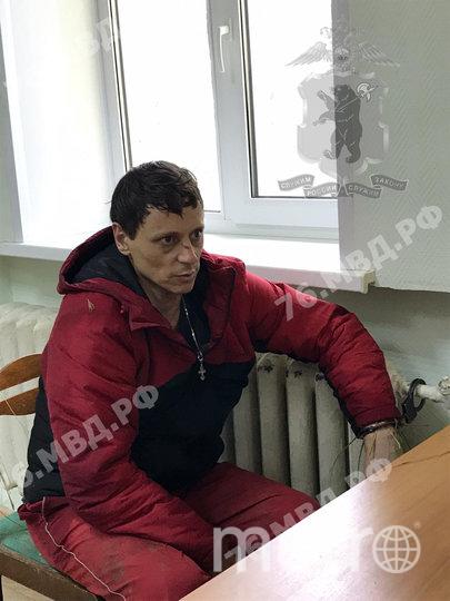 Виталий Молчанов. Фото 76.мвд.ру