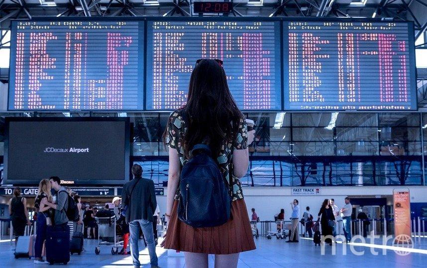 Все рейсы будут осуществляться один раз в неделю. Фото pixabay.com, архивное