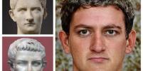 Художник из Швейцарии с помощью искусственного интеллекта воссоздал лица римских императоров