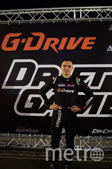 Сергей Сак. Фото пресс-служба G-Drive.