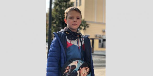Вова, ученик 3-го класса, 8 лет.