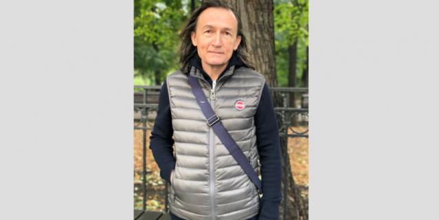 Алексей, финансовый контролёр, 54 года.