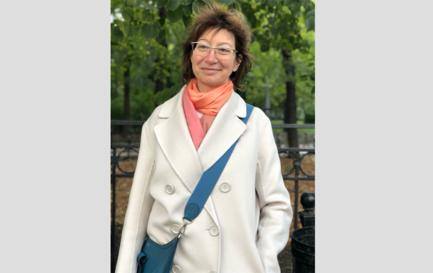 """Наталья, дизайнер интерьеров, 54 года. Фото Булат Мавлютов, """"Metro"""""""