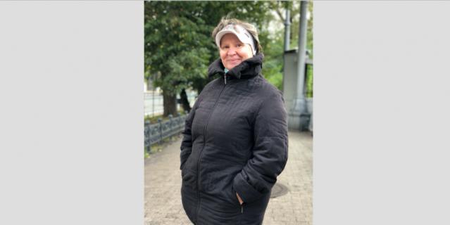 Наталья, пенсионерка, 60 лет.