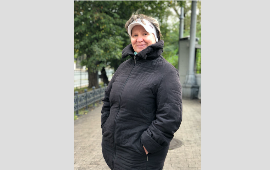"Наталья, пенсионерка, 60 лет. Фото Булат Мавлютов, ""Metro"""