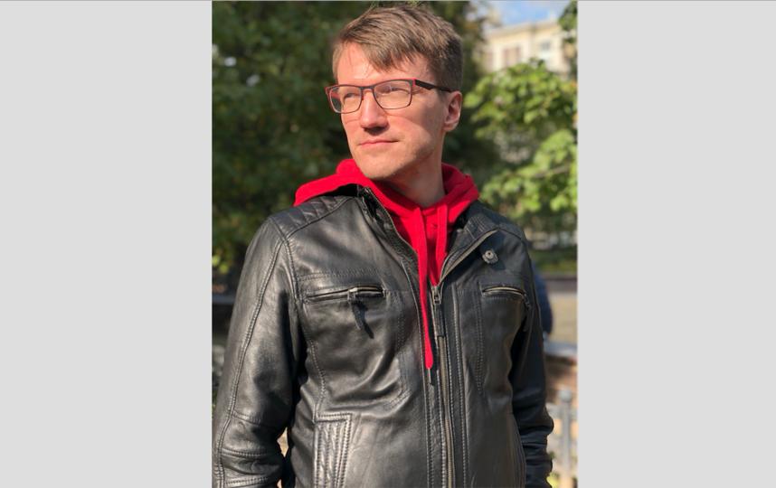 "Михаил, юрист, 37 лет. Фото Булат Мавлютов, ""Metro"""