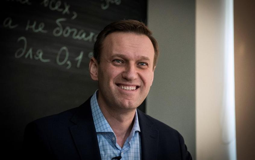 Алексей Навальный. Фото AFP.