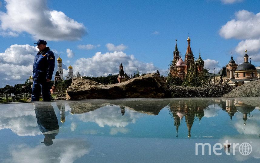 Тёплая погода порадует москвичей. Фото AFP