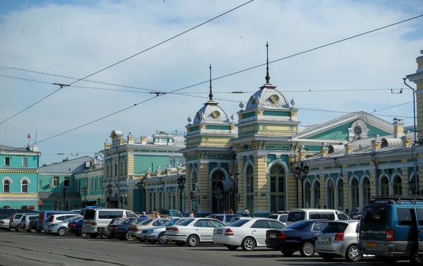 Иркутск. Фото pixabay.com