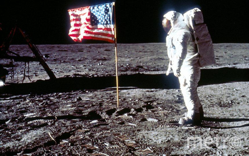 Третий этап программы с высадкой астронавтов на Луну запланирован на 2024 год. Архив. 1969. Фото AFP