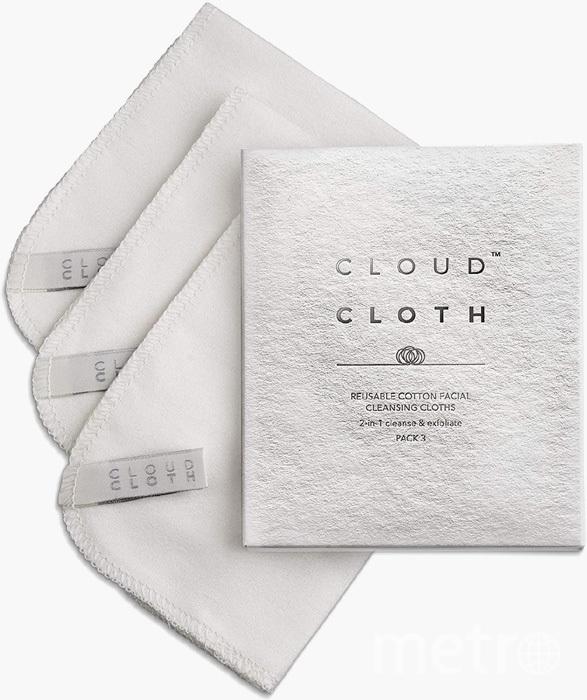 Вот такие фланелевые салфетки используют для очищения кожи. Фото https://www.hellomagazine.com/healthandbeauty/