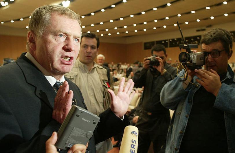 Владимир Жириновский. Фото Getty.